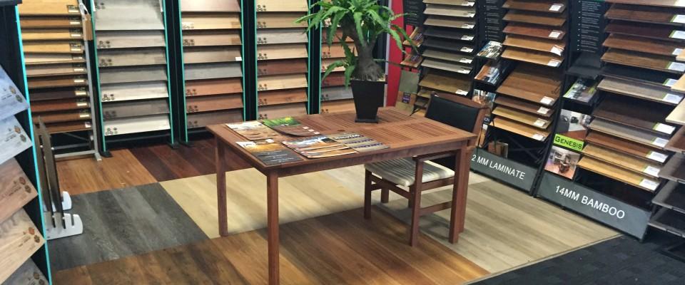 Vinyl / Laminate / Timber Section